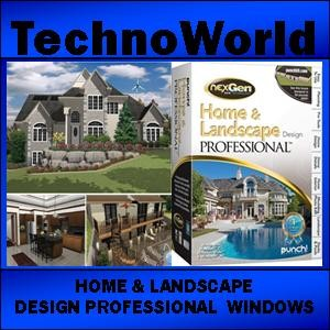 Punch home amp landscape design professional with nextgen for Punch home landscape design with nexgen technology