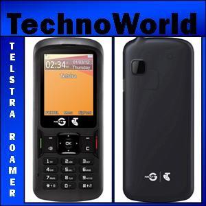 CHEAP-UNLOCKED-TELSTRA-ROAMER-ZTE-T116A-3G-NEXT-G-MP3-CAMERA-INTERNET-ALARM