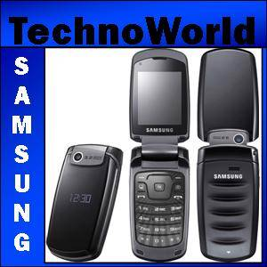 UNLOCKED-SAMSUNG-5510T-5511-3G-NEXT-G-CHEAP-FLIP-PHONE-BLUETOOTH-FM-BLUE-TICK