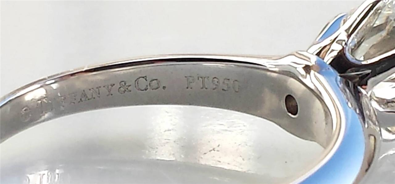 Every Ring Should Be Stamped Tiffany Co
