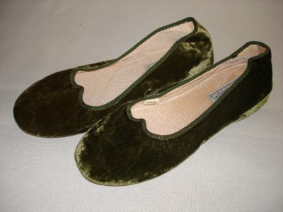 Daniel green nina women39s velvet bedroom slippers house for Daniel green bedroom slippers