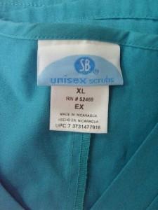 Medical Dental Scrubs Lot of 20 Shirts Tops Size XL XLarge Extra Large