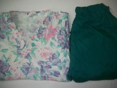 Lot 9 Pattern Medical Nurse Dental Vet Mixed Scrubs Outfits Sets