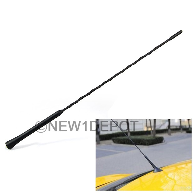 Buy New Roof Mast Whip Fm Am Radio Aerial Antenna 16 Quot Hot