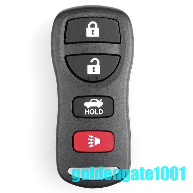 nissan keyless remote programming instructions