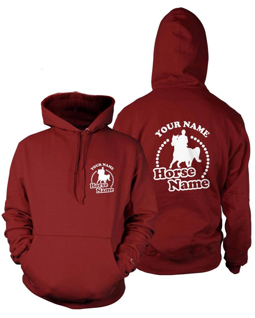 PERSONALISED-HORSEY-HOODIE-Riders-Name-and-Horse-Name-Kids-Adults-Equestrian
