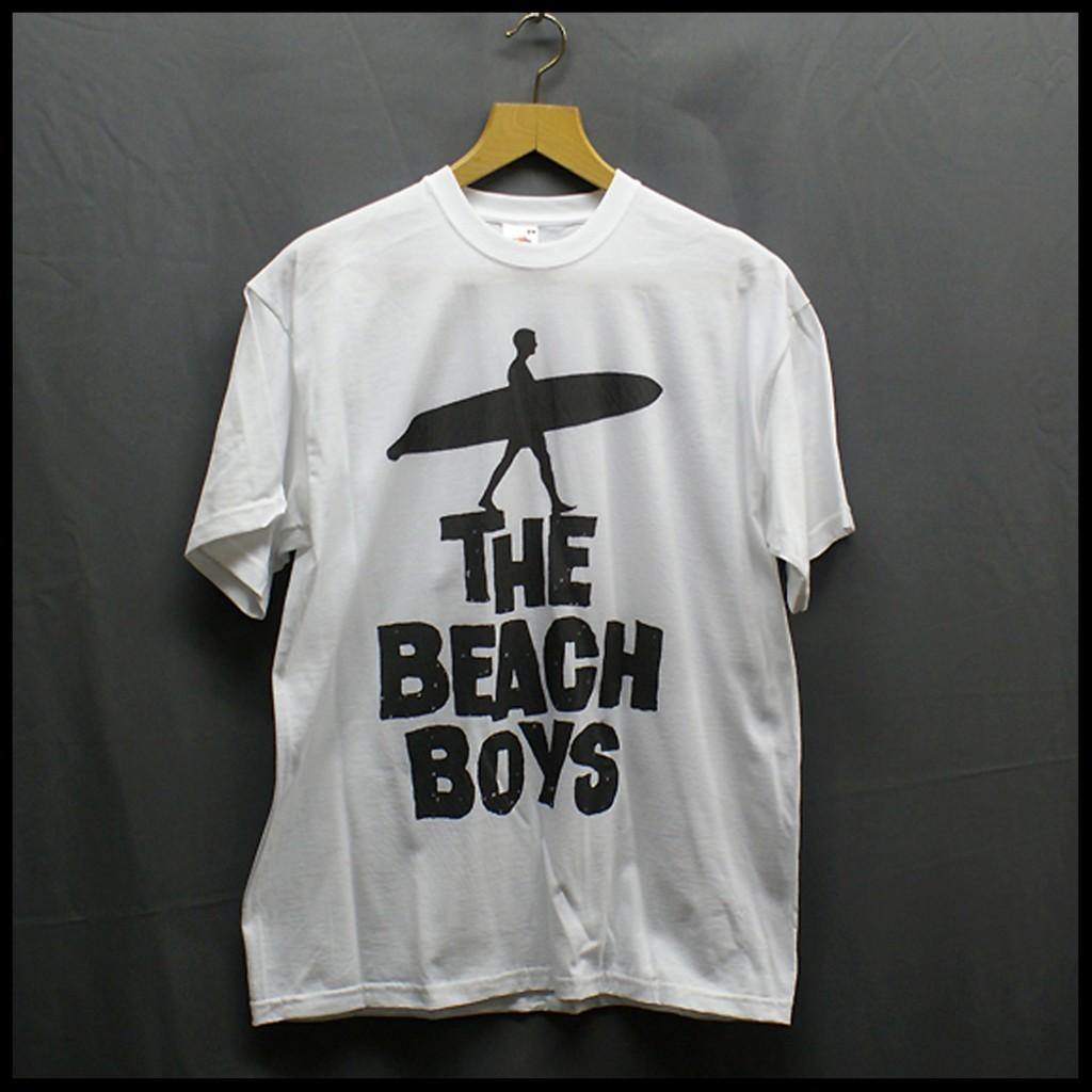The Beach Boys Surf Rock Festival T Shirt White S Xxl Ebay