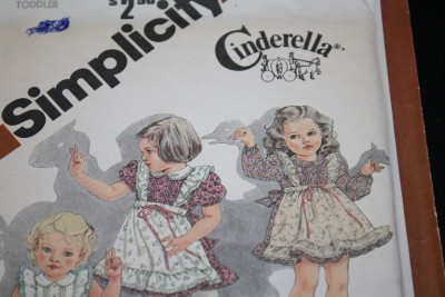 Cherished Girl's Dress Pattern - Sizes 2T to 10