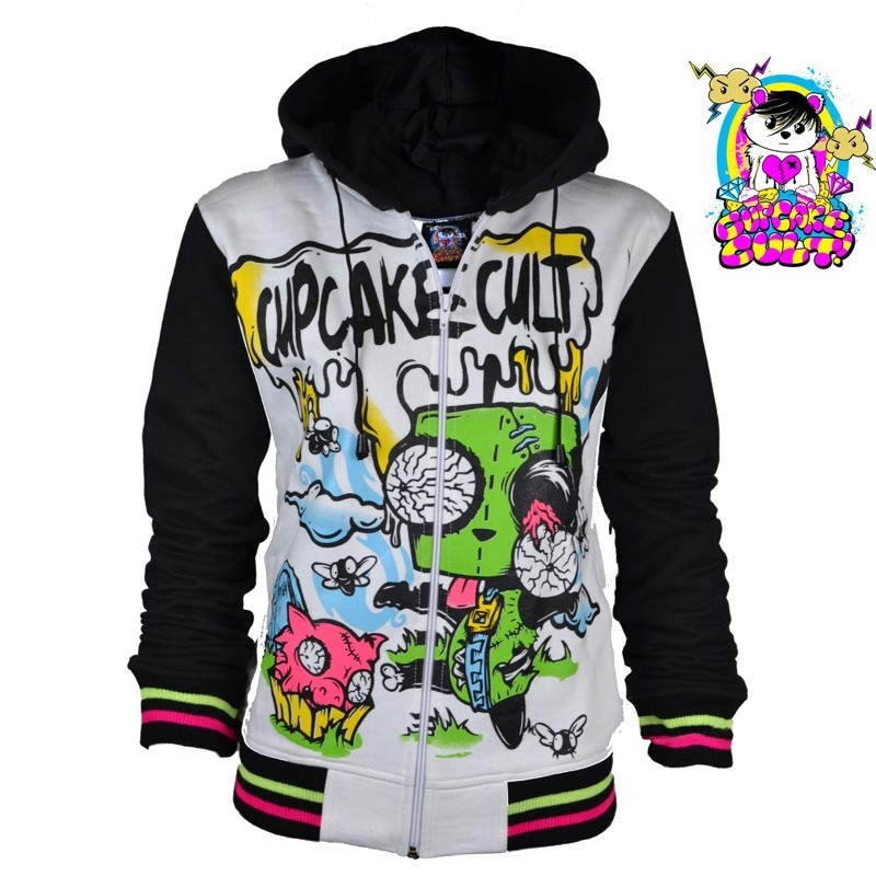 Cupcake cult hoodie