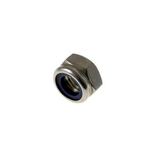 M6-Stainless-Steel-Nyloc-Hex-Nuts-304-A2-Qty-20
