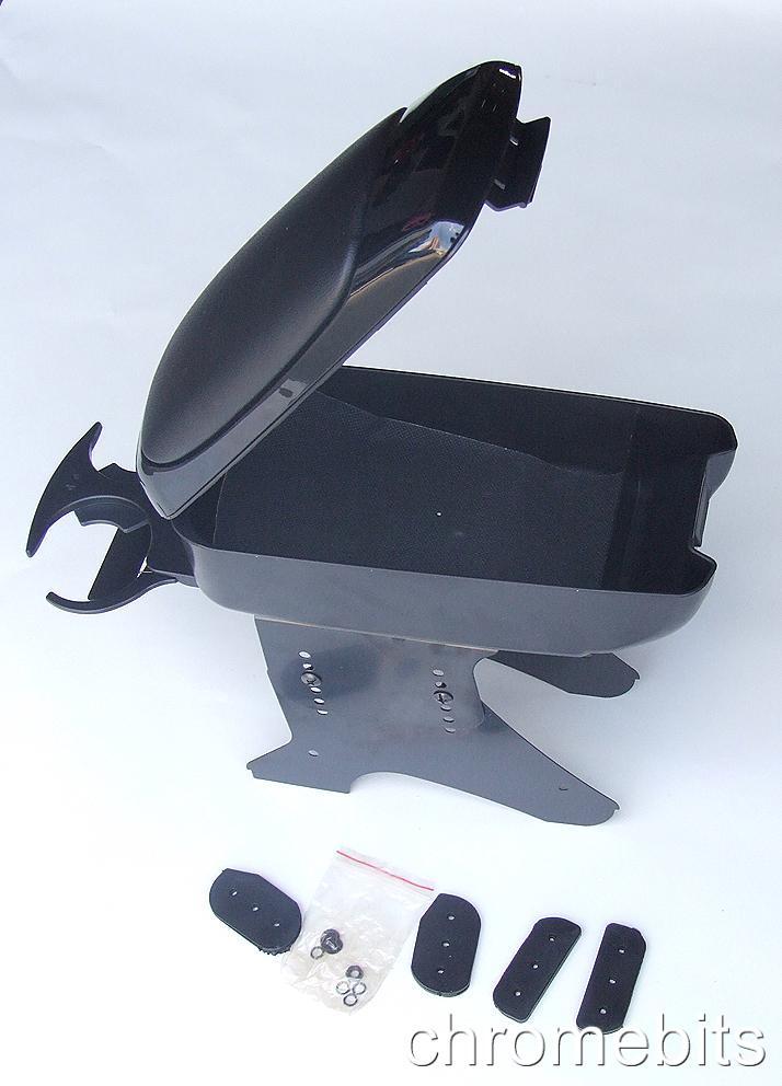 universal armrest arm rest centre console for citroen c3. Black Bedroom Furniture Sets. Home Design Ideas