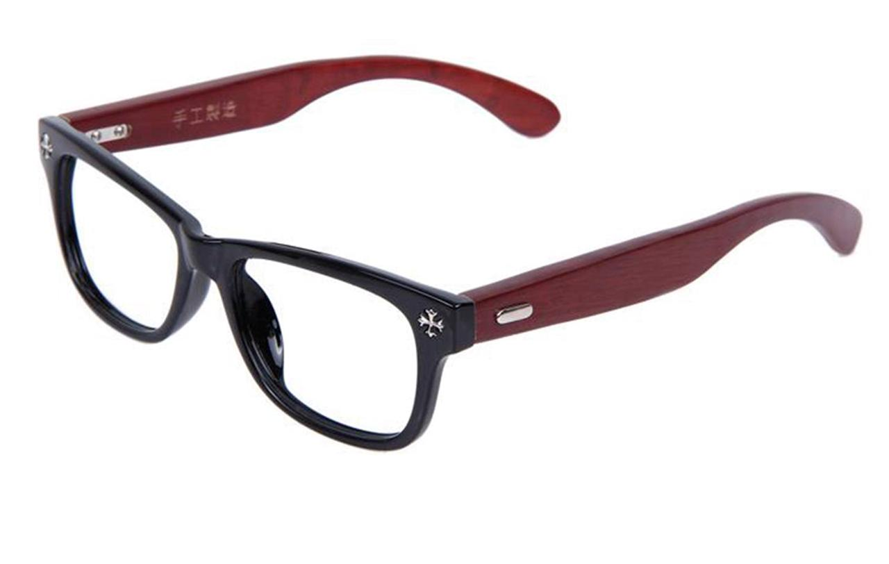 New Designer Mens Womens Wooden Eyewear Frame Eyeglasses ...