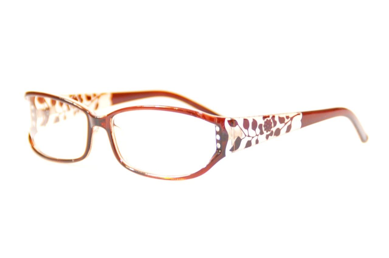 Designer Womens Cat Eye Eyeglasses Frames Spectacles Rx ...