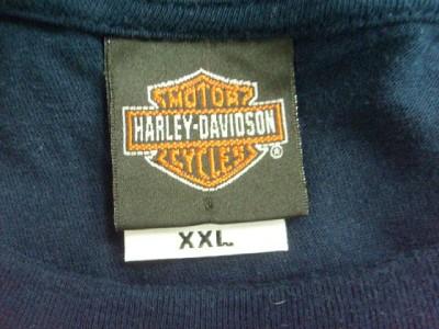 Lot of 3 Big Tall Mens Harley Davidson Motorcycle Tee T Shirts 2XL XXL