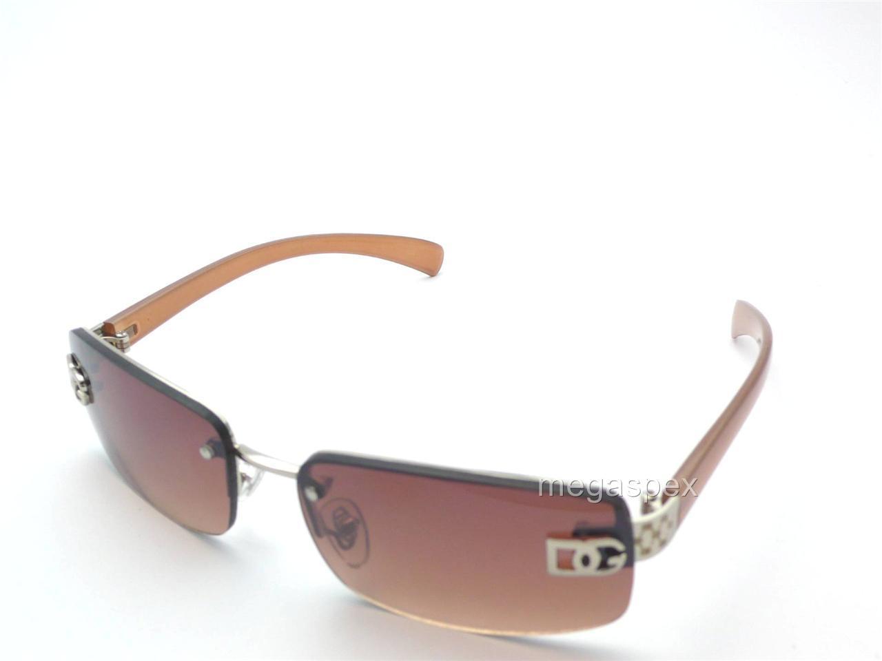 Ladies Fashion Sunglasses Celebrity Designer Style Rimless ...