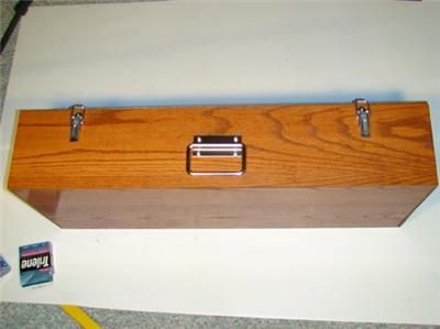 Ice fishing rod case car interior design for Ice fishing rod case