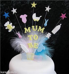 Baby Shower Cake Decorations Uk : Living Room Decorating Ideas: Baby Shower Cake Toppers Girl Uk