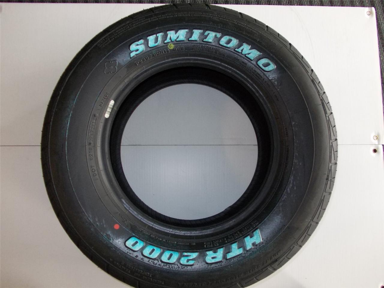 OLD-SCHOOL-TYRES-NEW-295-50R15-SUMITOMO-RAISED-WHITE-LETTERS-HOLDEN-FORD-CHEV
