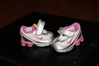 Baby Nikes on Baby Girl Nike Shox Size 3c Euc Ebay