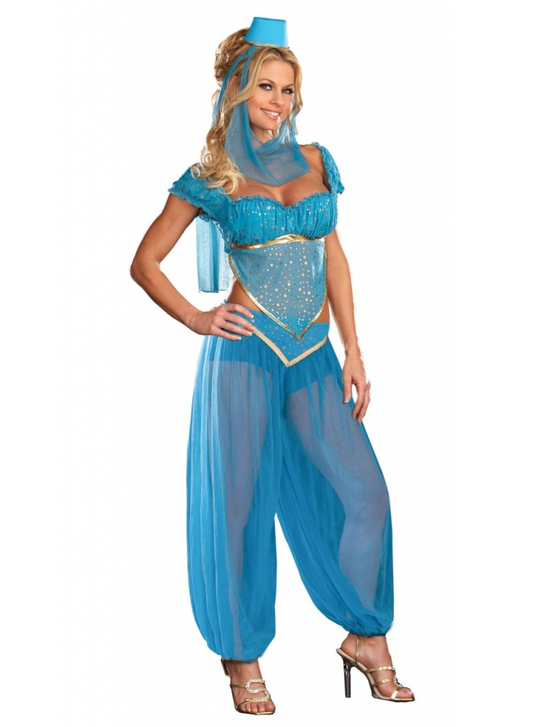 The gallery for --> Sexy I Dream Of Jeannie Costume