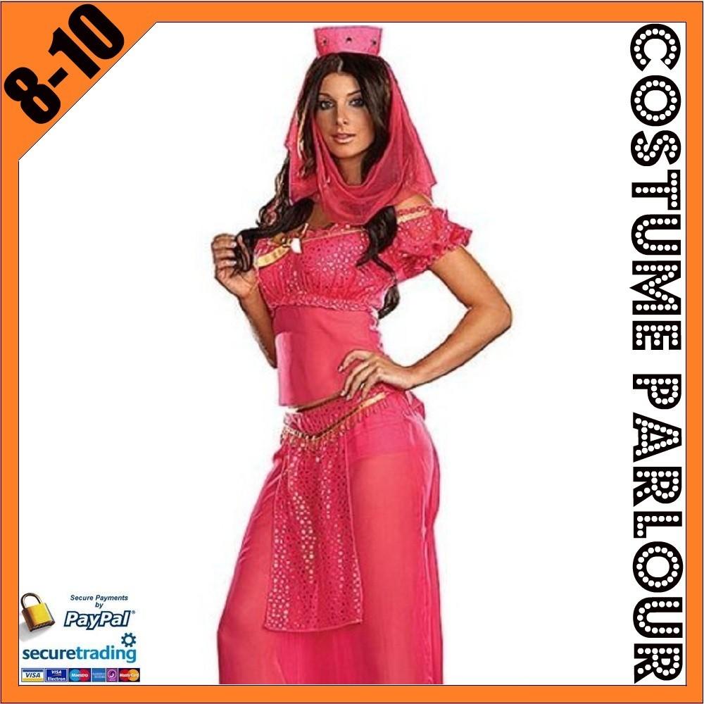 Fantastic Womens Disney Jasmine Costume