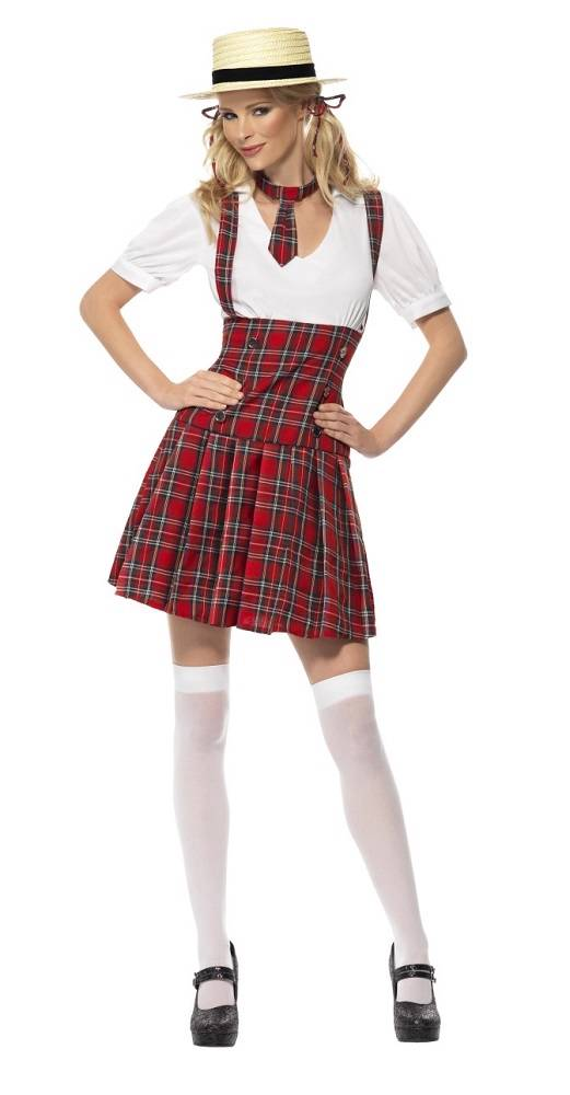 beautiful school girl outfit for adults 11