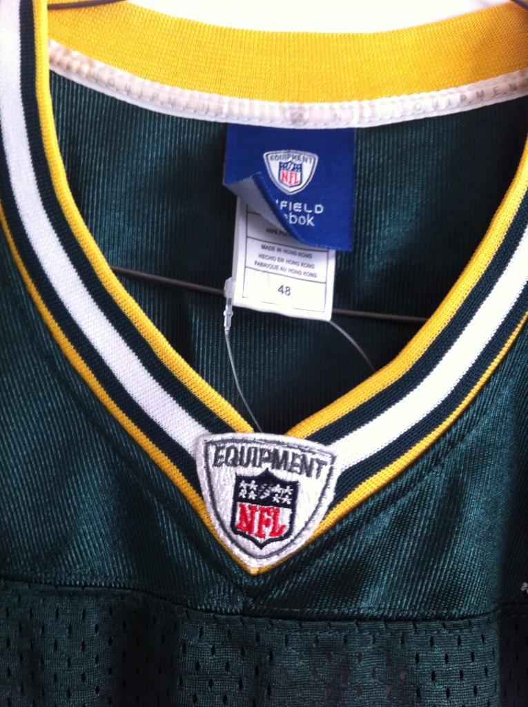 Rodgers Super Bowl jersey, legit or fake? 599144446_o