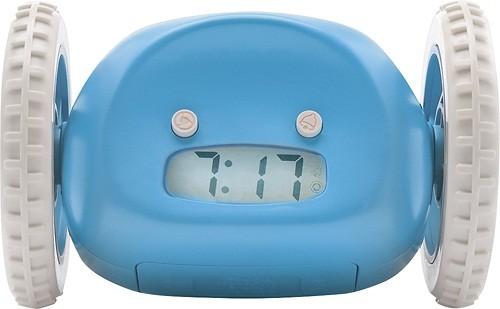 Clocky Alarm Clock Instructions