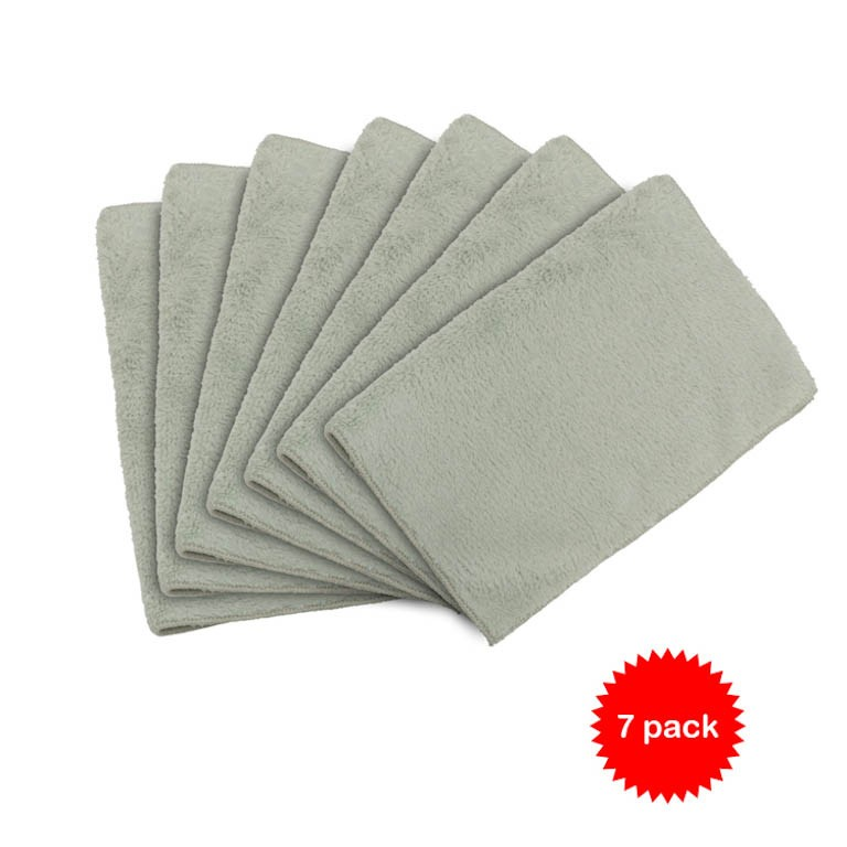 Facial cleaning towels sensitive skin