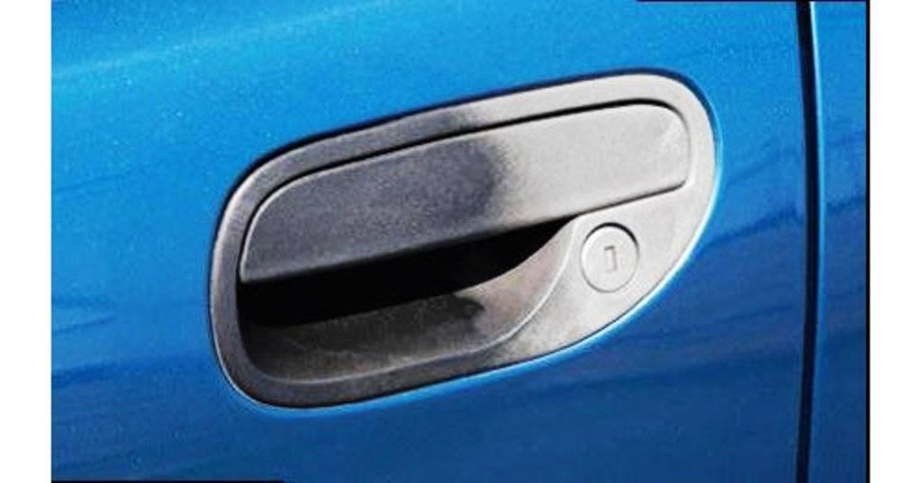 Meds renu pro rpk175 automotive black bumper fender trim restorer kit Black interior car trim restorer