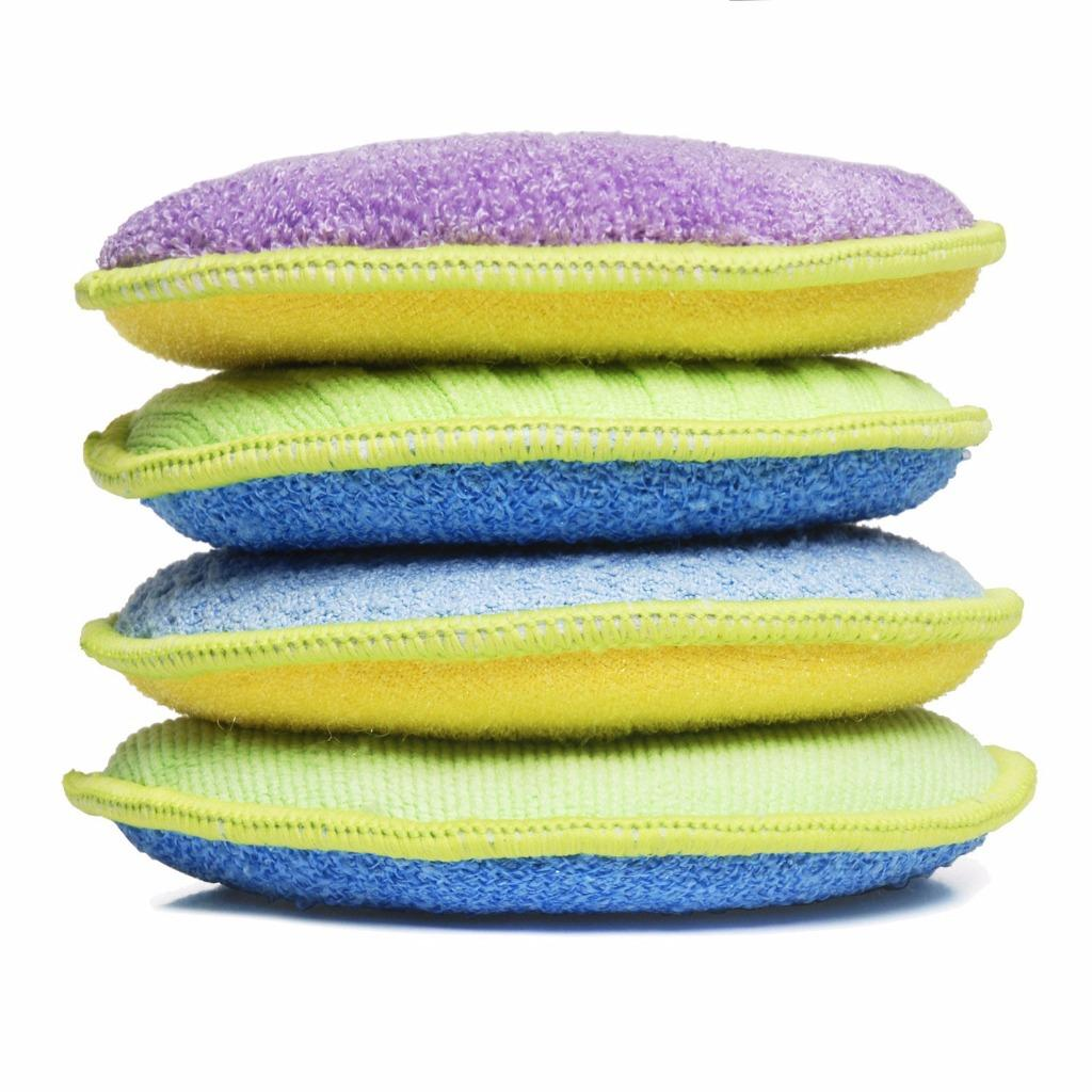 Starfiber Microfiber Home & Kitchen Dish Cleaning Sponge