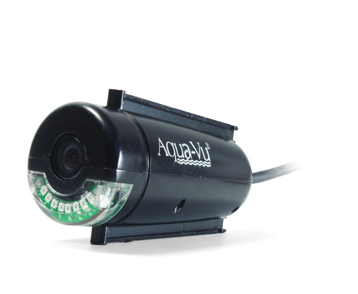 Aqua vu 760czi underwater fishing camera 7 color lcd for Best underwater fishing camera