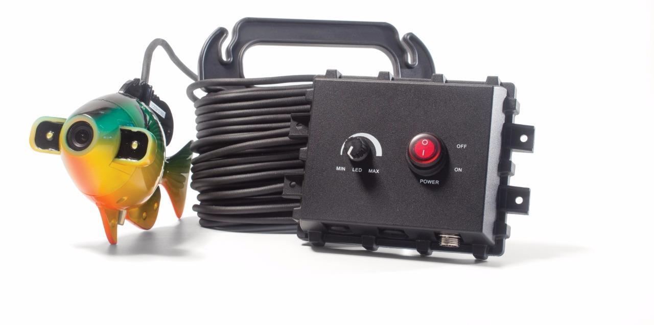 Aqua vu av multi vu hd underwater fishing camera control for Underwater fish camera