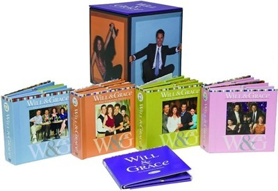 Will and Grace   The Complete DVD Series Seasons 1 8 box set NEW