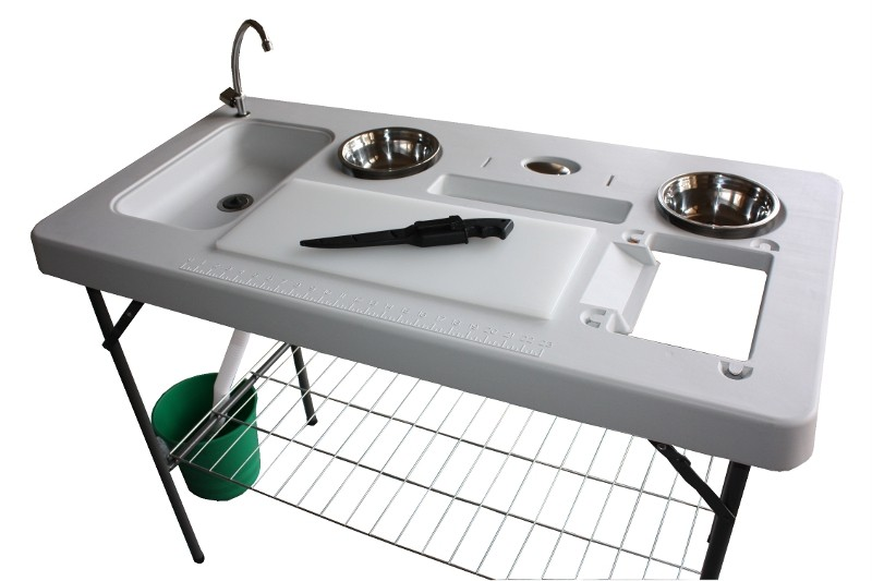 ... Delux-Portable-Camping-Table-with-Sink-Faucet-Outdoor-Sink-Kitchen