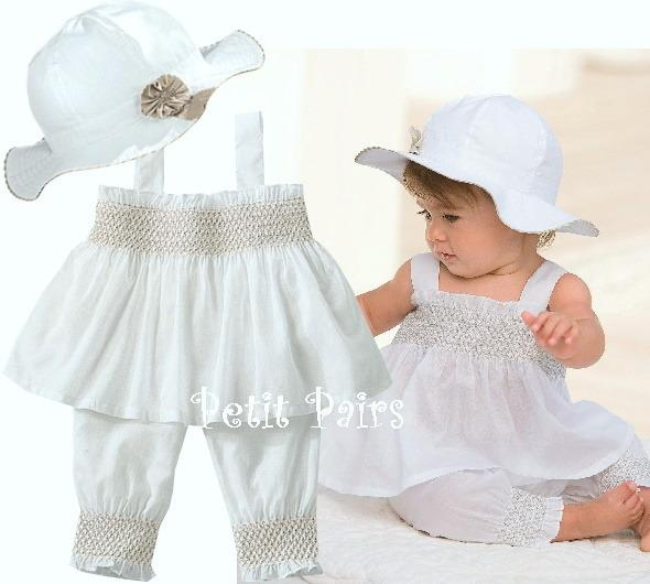 Infant Toddler Girls 3 pc Set Apparel Outfit with Hat in Clothing, Shoes & Accessories, Baby & Toddler Clothing, Girls' Clothing (Newborn-5T) | eBay