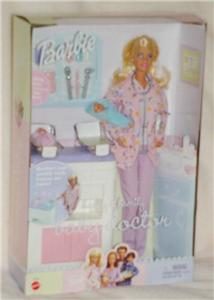 barbie happy family twins baby doctor dr nrfb great gift idea