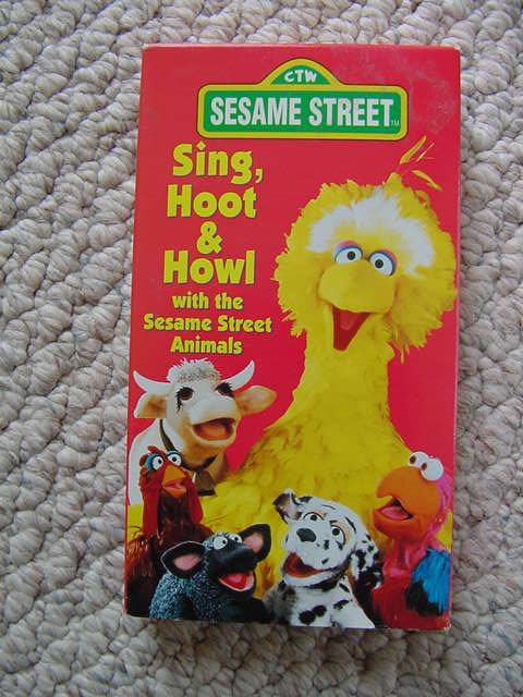 Sesame Street Sing Hoot And Howl Vhs Powered by eBay Turbo ...