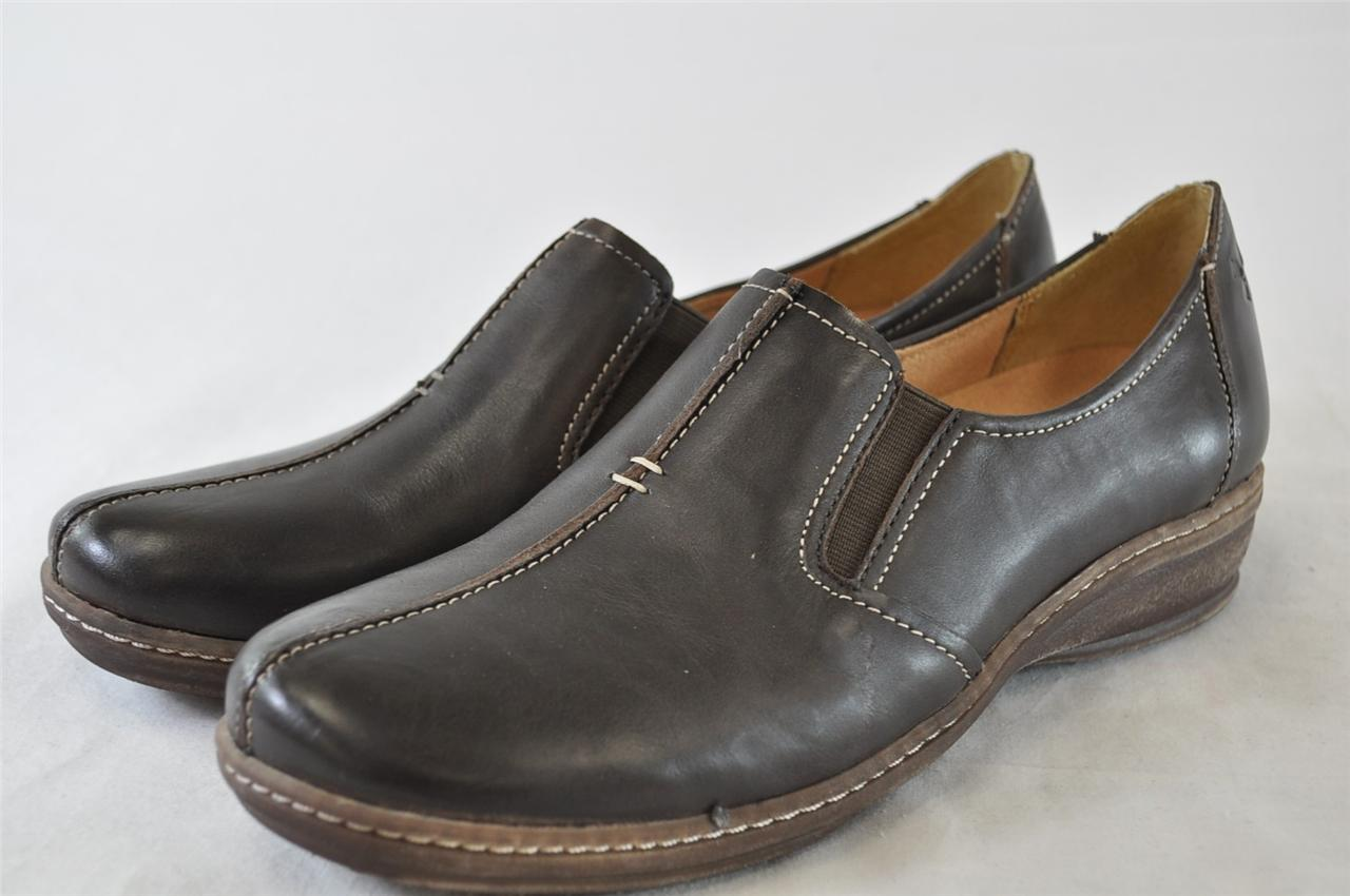 naturalizer malvina brown leather casual shoes ebay