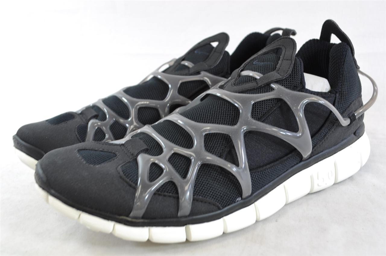 nike free kukini 511444 011 black anthracite sail running