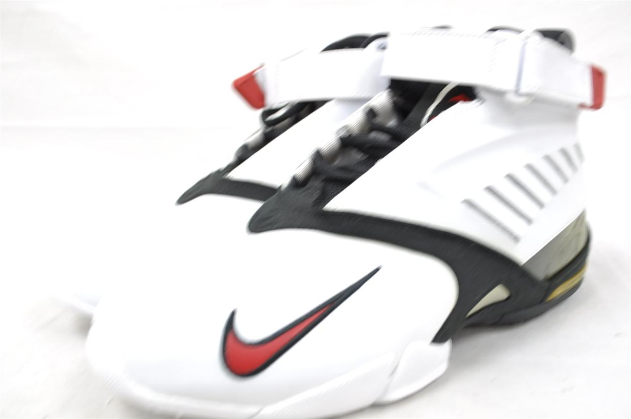 nike zoom michael vick 308252 161 white varsity black