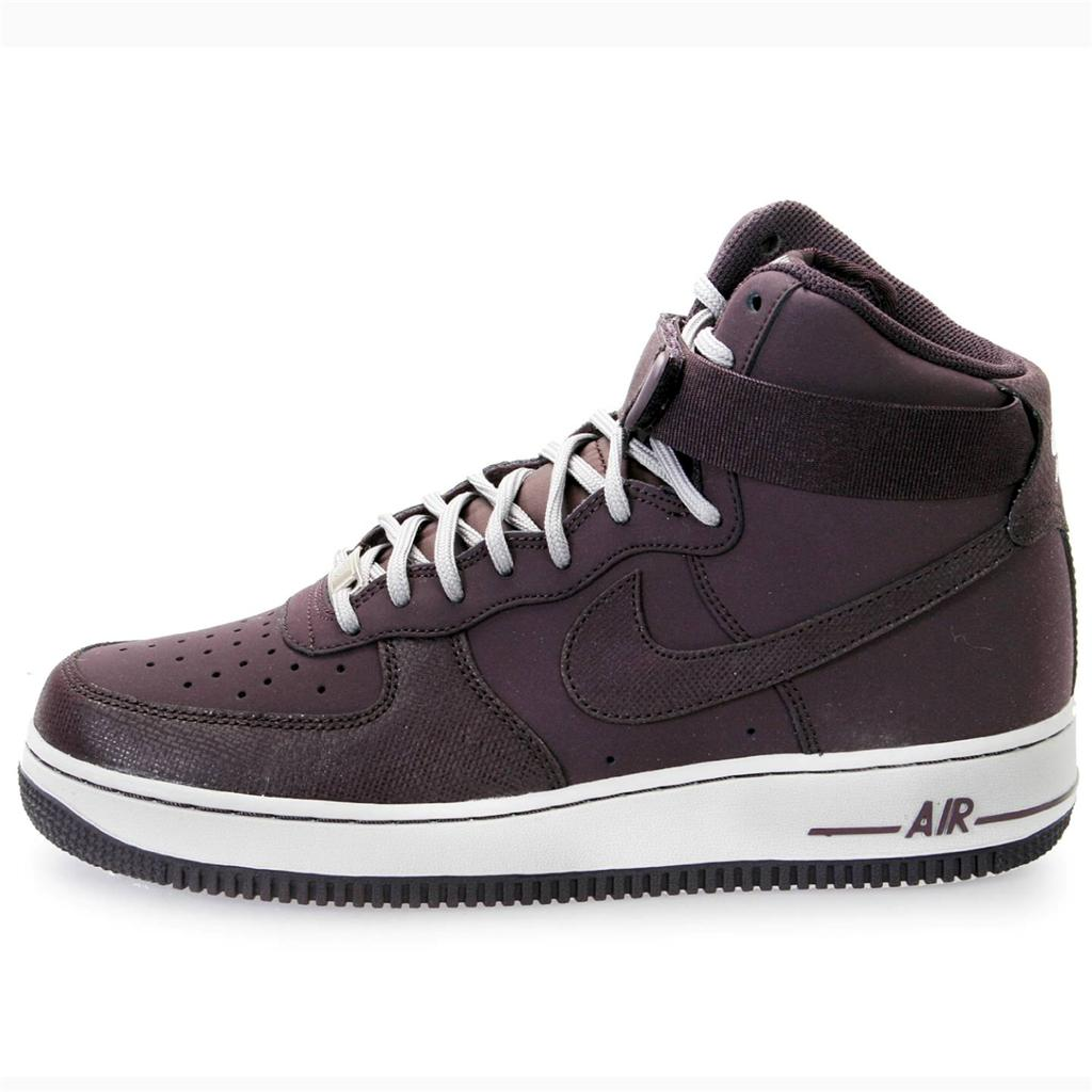 sale retailer 75e67 307a5 nike grey white and maroon air force ones