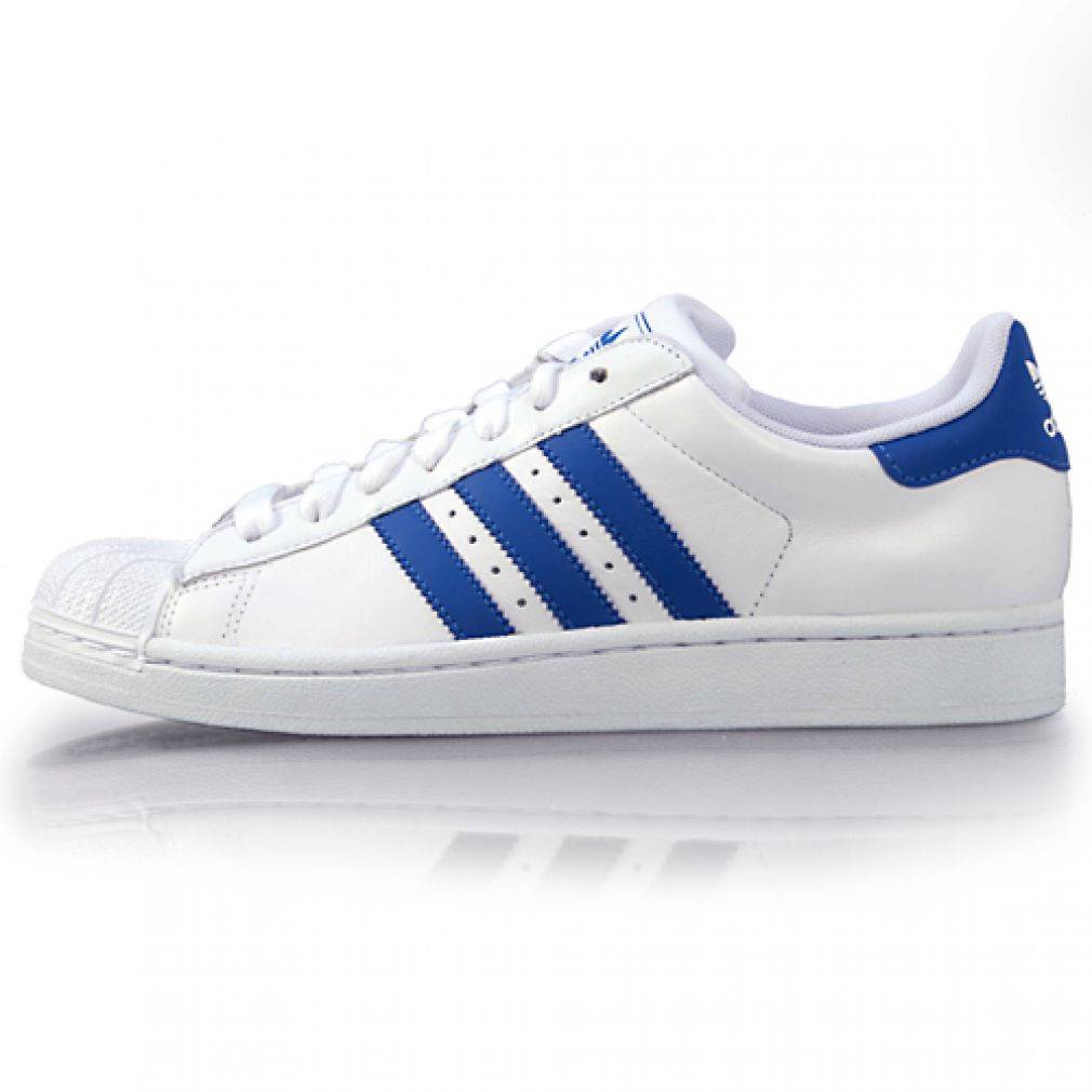 adidas superstar 2 blue