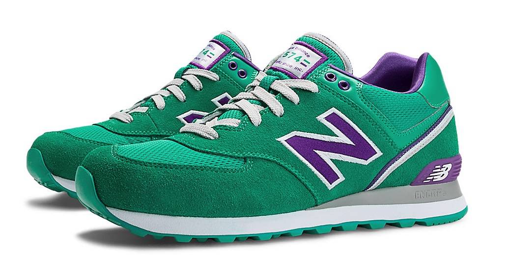 ... new balance 574 purple blue . 3d45e46cf2b