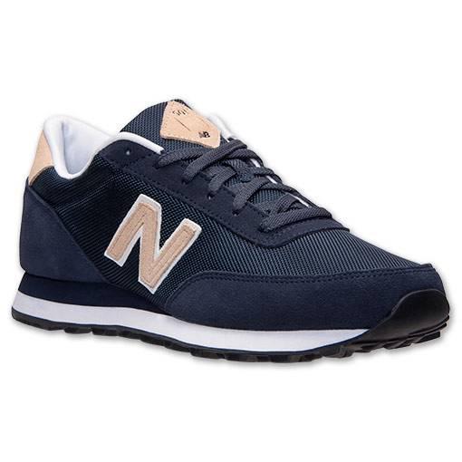 New Balance 501 blanco