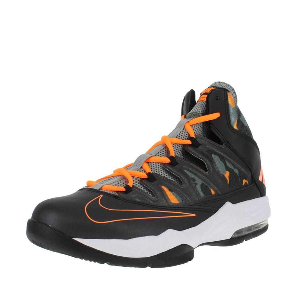 nike air max stutter step 599565 017 blackatomic orange