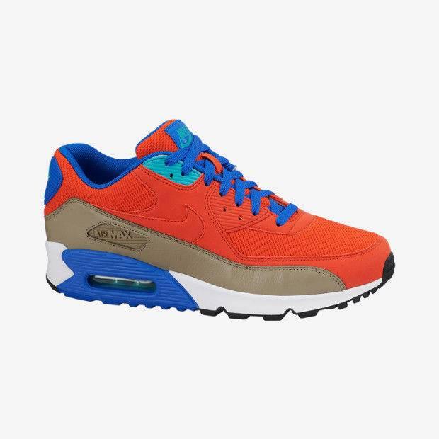 da6877b3d41072 Nike Air Max 27 7 Orange Ebay Nike Air Max Online