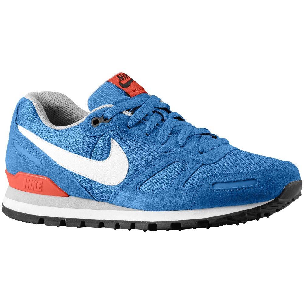 nike air waffle trainer 429628 406 military blue white rust factor red base grey ebay. Black Bedroom Furniture Sets. Home Design Ideas