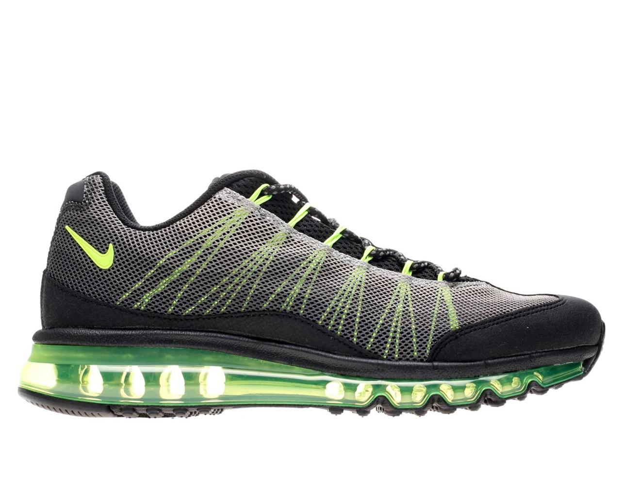 nike air max 95 2013 dyn fw black lime green royal grey. Black Bedroom Furniture Sets. Home Design Ideas