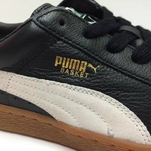 Puma Basket Gum Sole